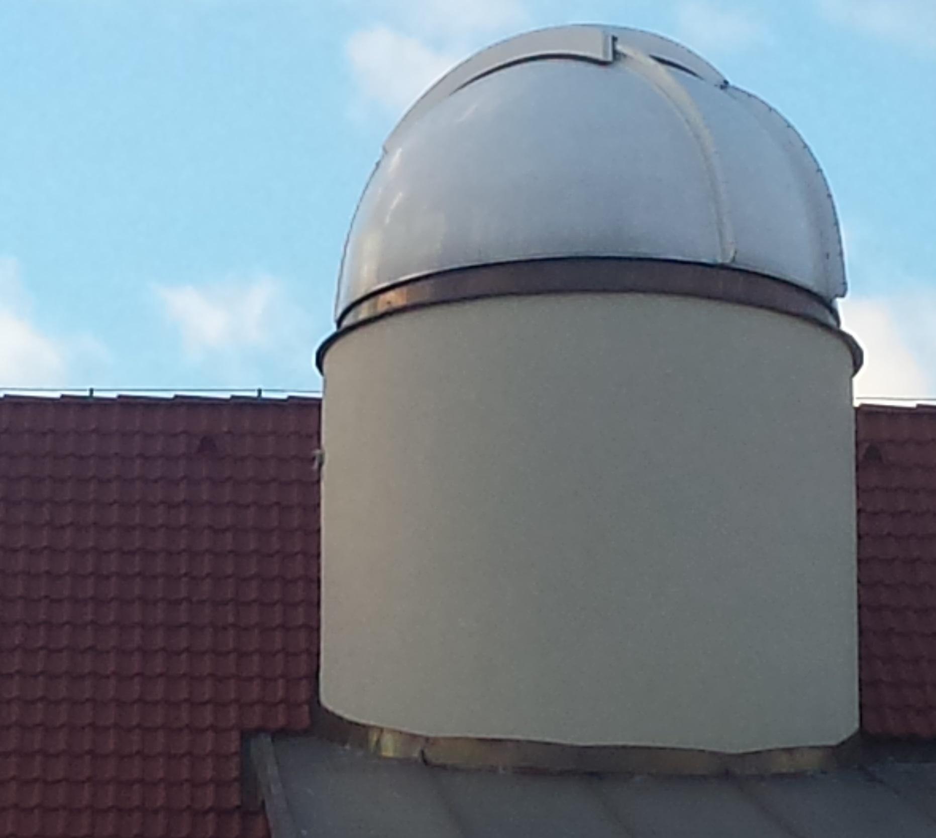 Kopule observatoře